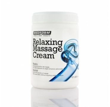 Mad Form Relaxing Massage Cream 1 l