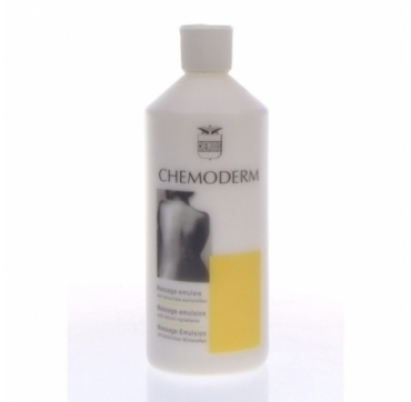 Chemodis Chemoderm Massage Emulsion 500 ml