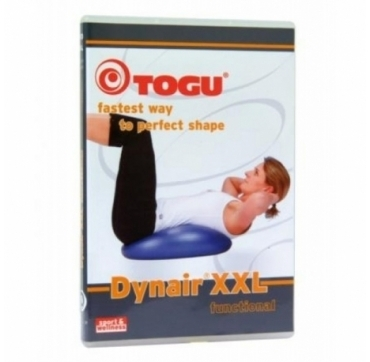 Trainings DVD Perfect Shape Togu - Dynair XXL