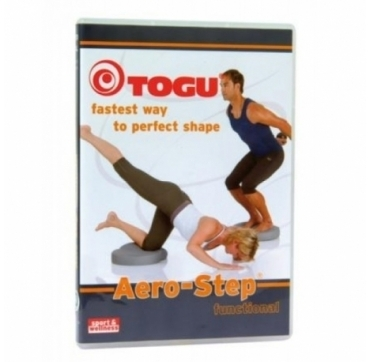 Trainings DVD Perfect Shape Togu - Aero Step XL