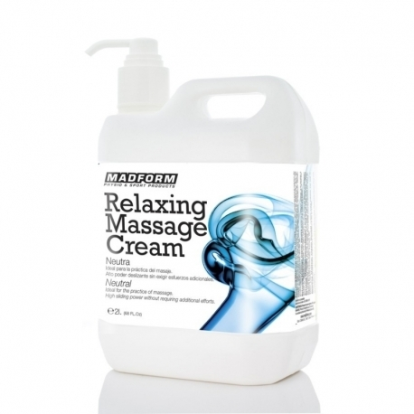 MAD FORM RELAXING CREAM 5L